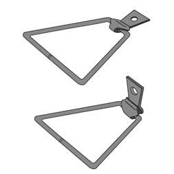 DT12 Dovetail Masonry Anchor