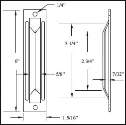 VA14 Line Drawing